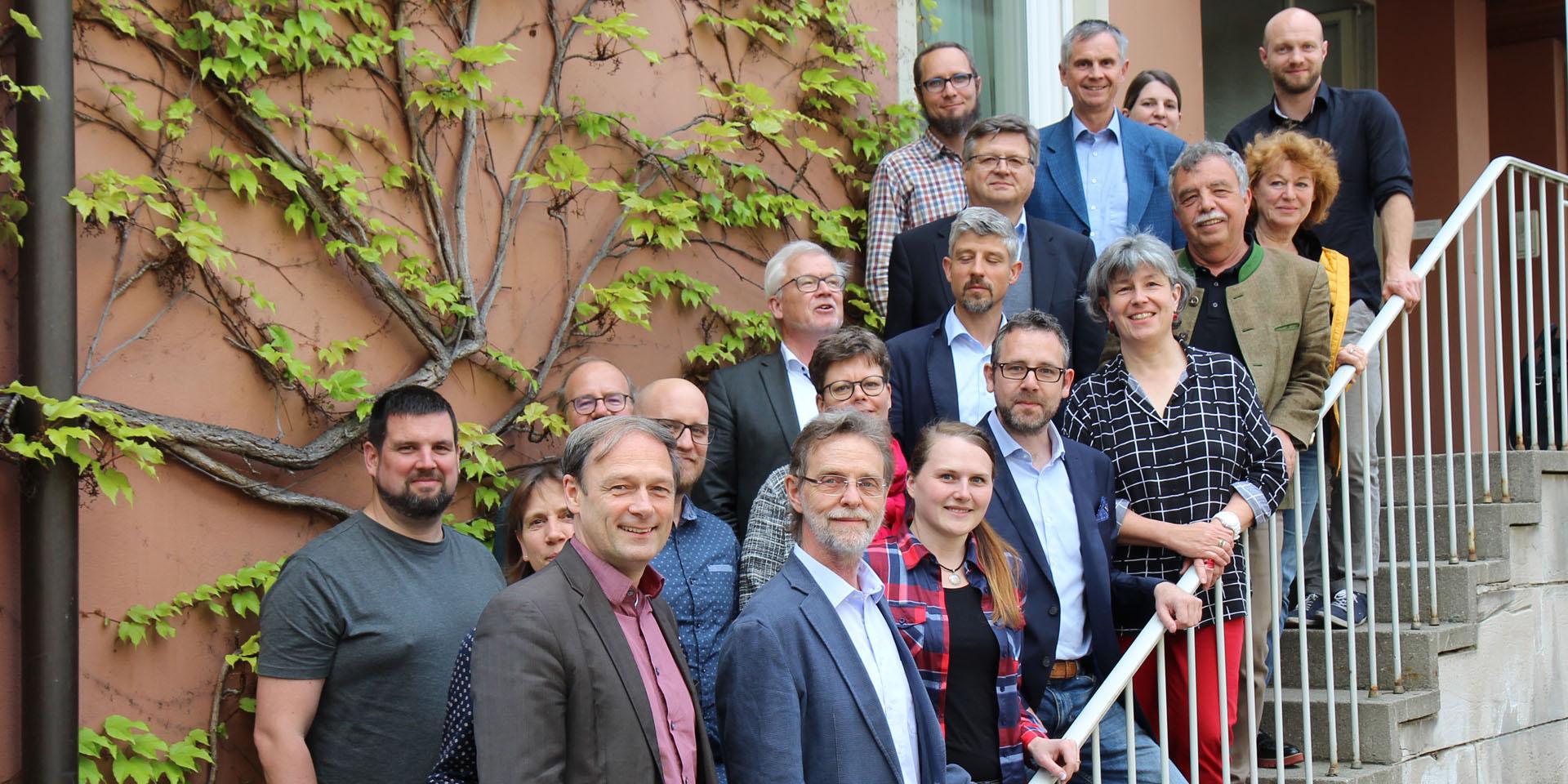 Mitglieder und Gäste 'Runder Tisch ELKB und Rechtsextremismus'