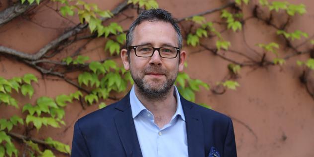 Jürgen Kricke,© ELKB
